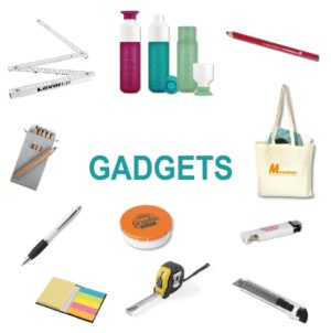 Categorie Gadgets
