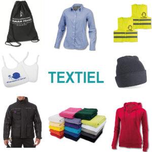 Categorie Textiel
